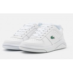LACOSTE GAME ADVANCE WHITE/WHITE