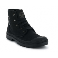 PALLADIUM PAMPA HI BLACK DAME