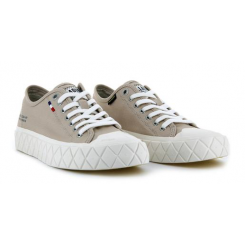 PALLADIUM PALLE ACE CANVAS SAHARA DAME